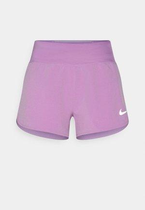 ECLIPSE SHORT - Sports shorts - fuchsia glow/reflective silver