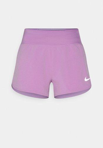ECLIPSE SHORT - Pantaloncini sportivi - fuchsia glow/reflective silver