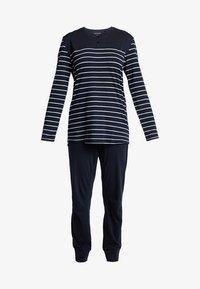 Schiesser - BASIC SET - Pyjama set - nachtblau - 4