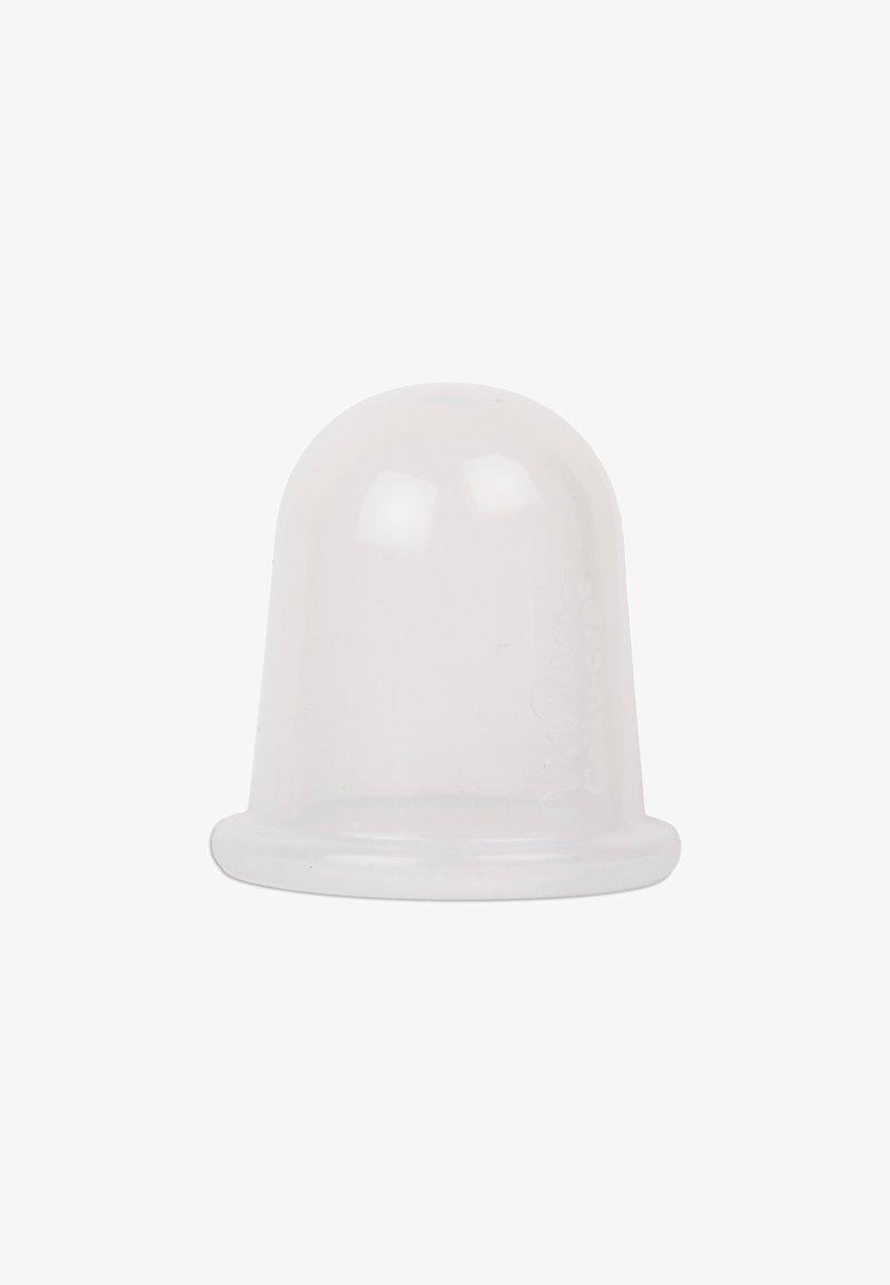 Cellu-Cup - SILICONE MASSAGE TOOL - Akcesoria do pielęgnacji ciała - clear