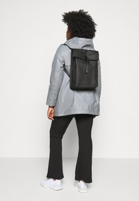 Rains - ROLLTOP MINI - Batoh - black - 1