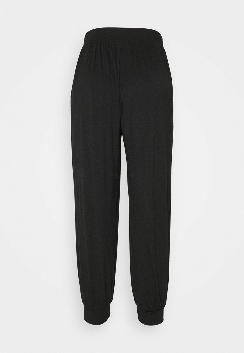 New Look Tall HAREEM PANT - Stoffhose - black/schwarz UOzmze