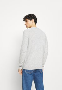 Superdry - HARLO  - Pullover - oil grey twist - 2