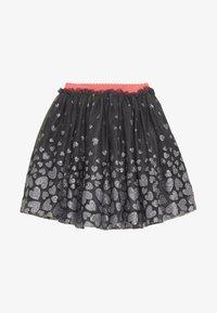 Billieblush - A-snit nederdel/ A-formede nederdele - dunkel grau - 3