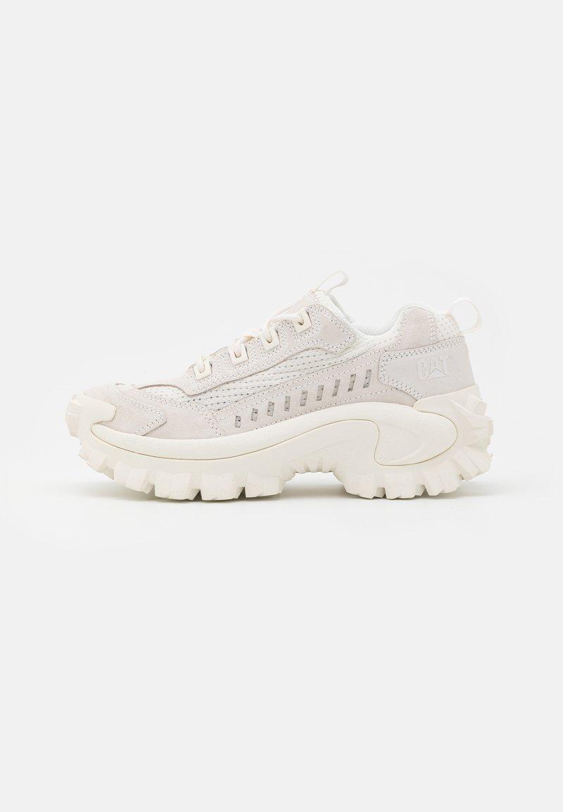 Cat Footwear - INTRUDER - Trainers - bright white
