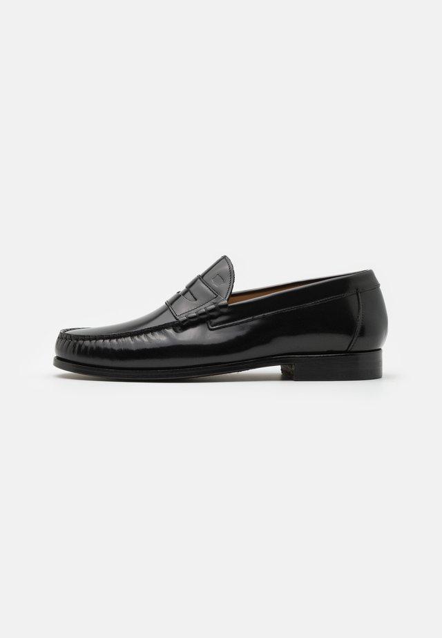 BERKLEY  - Scarpe senza lacci - black