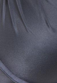 DORINA - CALABASAS - Bikini top - grey - 2