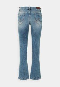 LTB - FALLON - Flared Jeans - gaura undamaged wash - 1