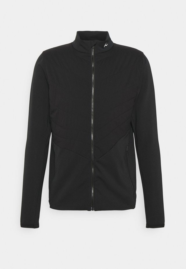MEN RELEASE JACKET - Training jacket - black