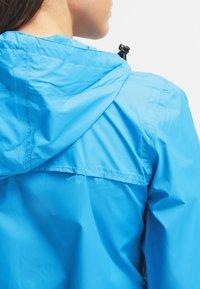 K-Way - LE VRAI CLAUDETTE - Impermeabile - blue - 4