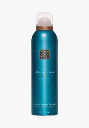 THE RITUAL OF HAMMAM FOAMING SHOWER GEL - Shower gel - -