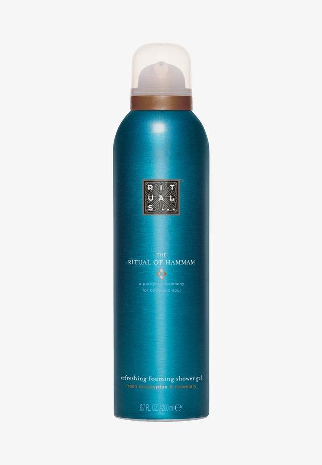 THE RITUAL OF HAMMAM FOAMING SHOWER GEL - Shower gel - -