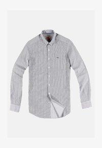 Emilio Adani - MIT FEINER STRUKTUR - Shirt - blau - 4
