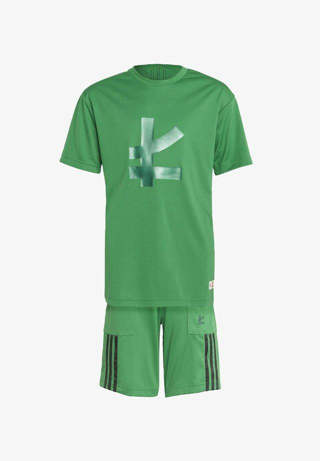 LEGO® NINJAGO®  - Sports shorts - green