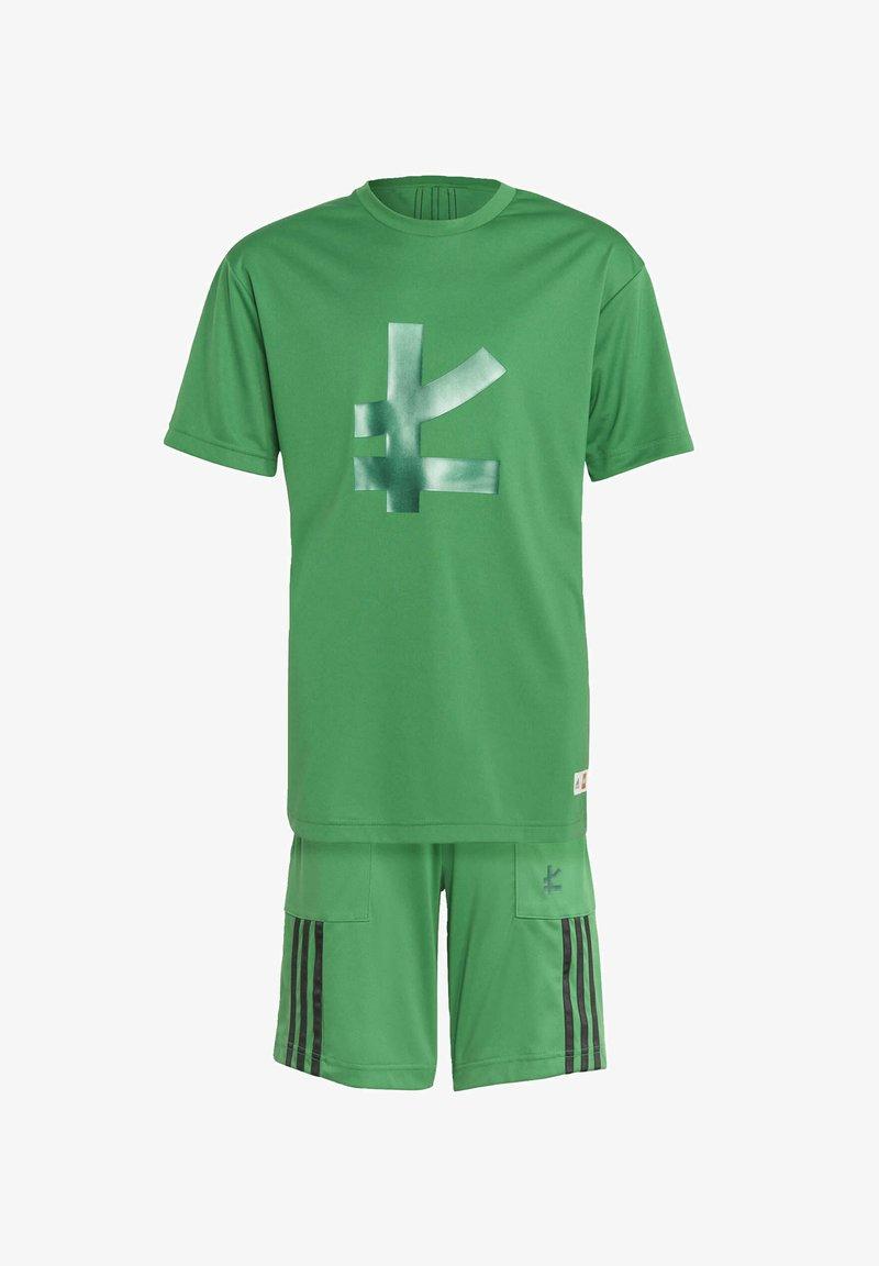 adidas Performance - LEGO® NINJAGO®  - Sports shorts - green