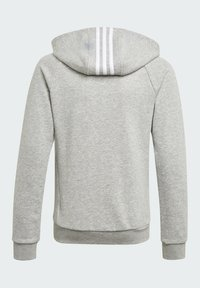 adidas Performance - BOLD HOODED TRACKSUIT - Tracksuit bottoms - grey - 2