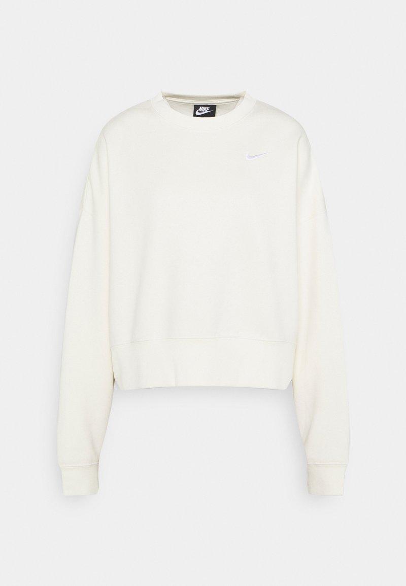Nike Sportswear - CREW TREND - Mikina - coconut milk/white