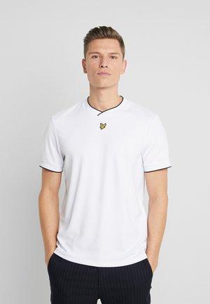 FOOTBALL JERSEY  - T-shirt - bas - white
