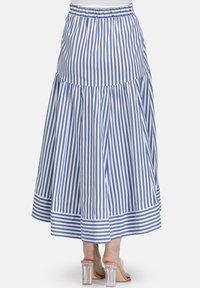HELMIDGE - A-line skirt - hellblau - 2