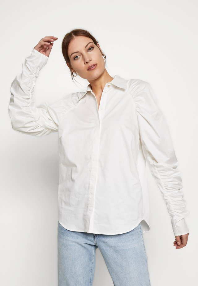 SOLOCRAS  - Blouse - white