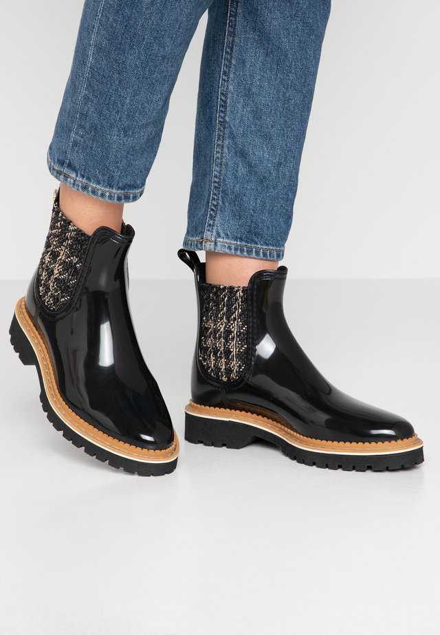 IZA - Bottes en caoutchouc - black