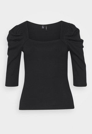 VMKAYLA - Print T-shirt - black