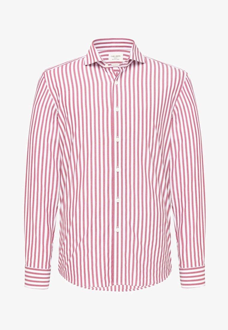 Carl Gross - Shirt - red