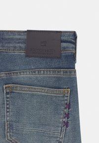 Scotch & Soda - TIGGER - Straight leg jeans - weathered blue light - 2