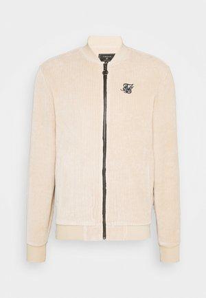 ALLURE  - Bomber Jacket - beige