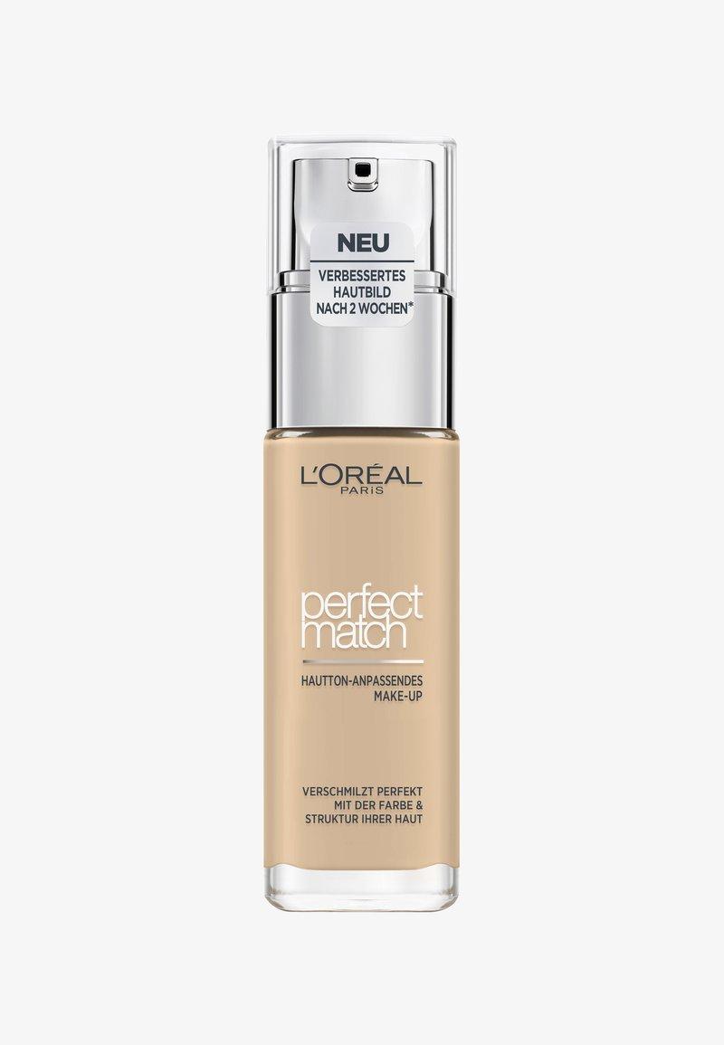 L'Oréal Paris - PERFECT MATCH MAKE-UP - Foundation - 1.5n linen