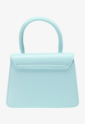 UMHÄNGETASCHE - Bolso de mano - light blue