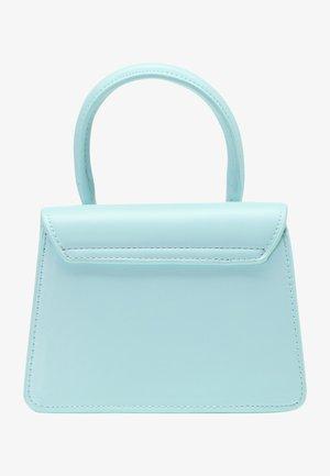 UMHÄNGETASCHE - Handtasche - light blue