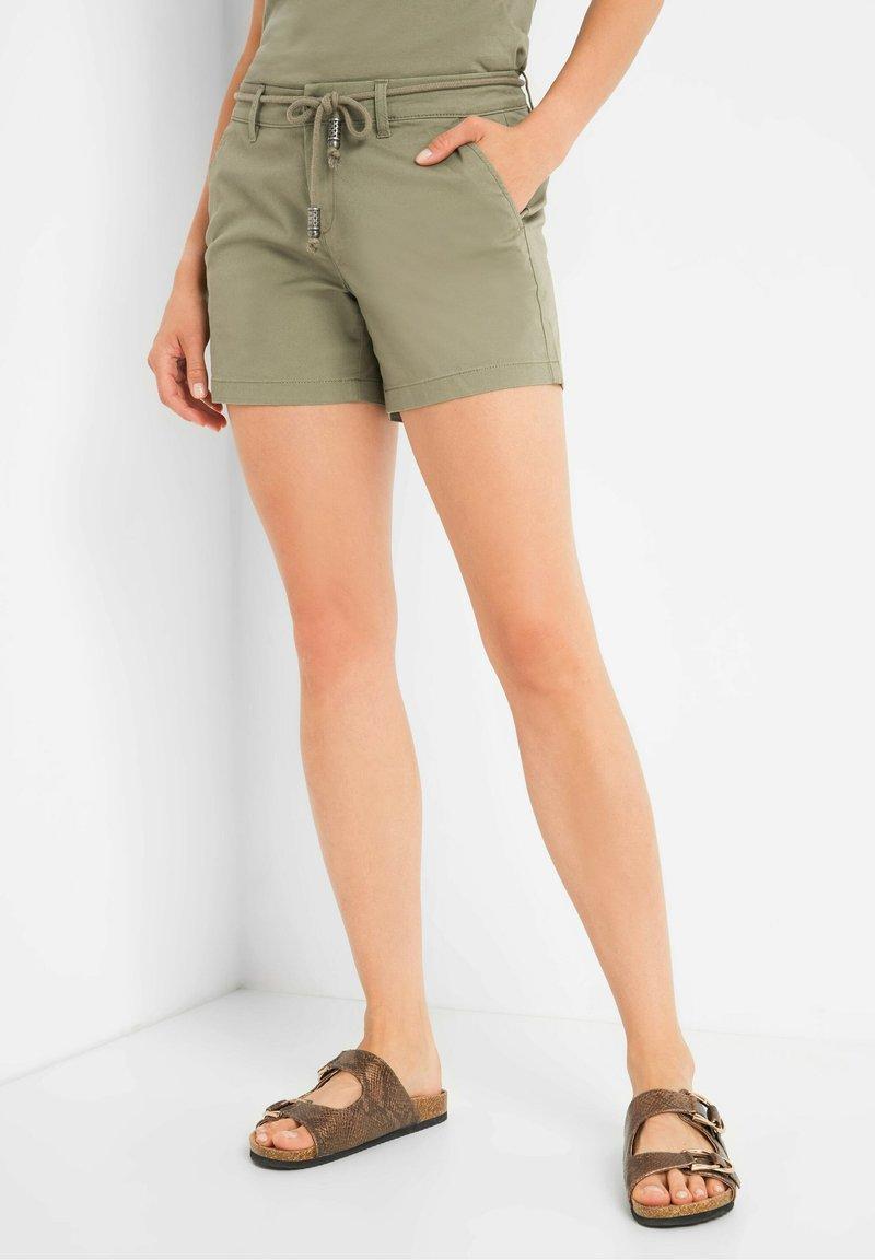 ORSAY - Shorts - tannengrün