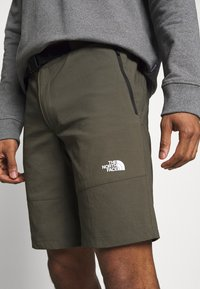 The North Face - MENS LIGHTNING - Friluftsshorts - new taupe green - 5