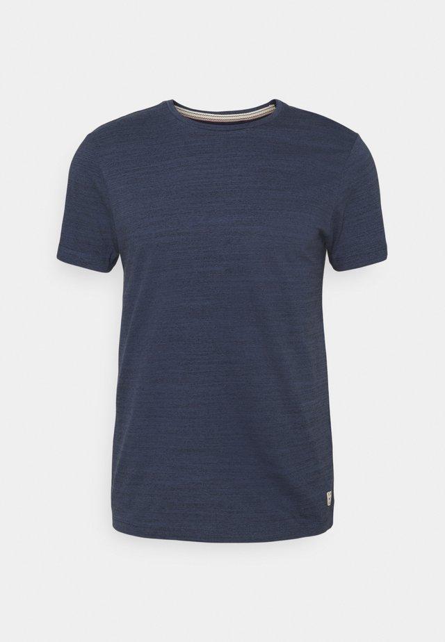 TEE - T-shirts basic - dark denim