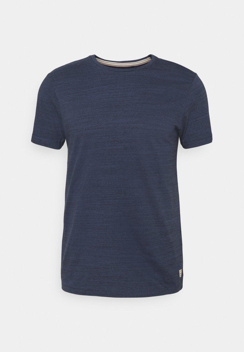Blend - TEE - T-shirt basic - dark denim
