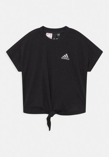 DANCE - Print T-shirt - black