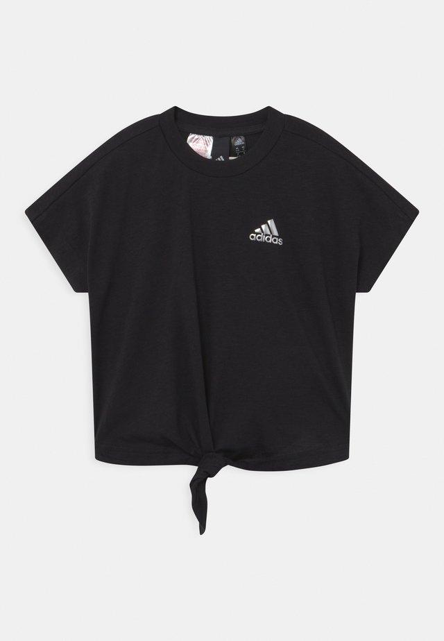 DANCE - T-shirt print - black