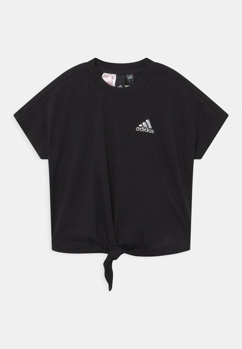 adidas Performance - DANCE - Print T-shirt - black