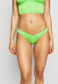 We Are We Wear - ASHLEY BRAZILIAN - Bikinibroekje - green - 0
