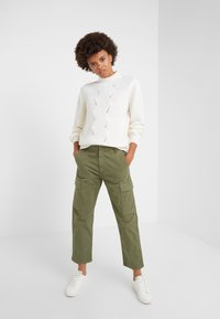 Citizens of Humanity - GAIA PANT - Kalhoty - army green - 1