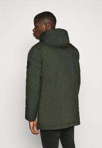Jack & Jones - Winter coat - dark green melange - 3