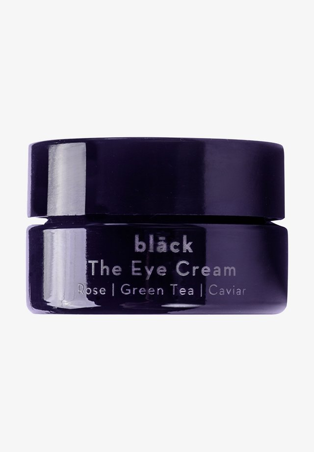 BLÄCK THE EYE CREAM WITH CAVIAR EXTRACT - Soin des yeux - white