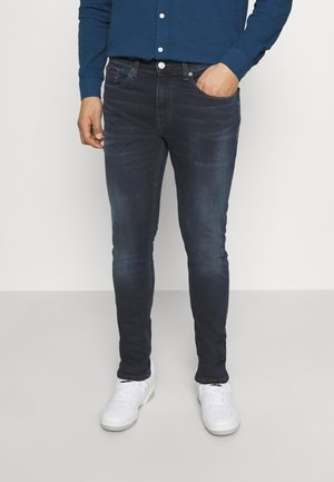 AUSTIN SLIM TAPERED - Jeans Skinny Fit - denim