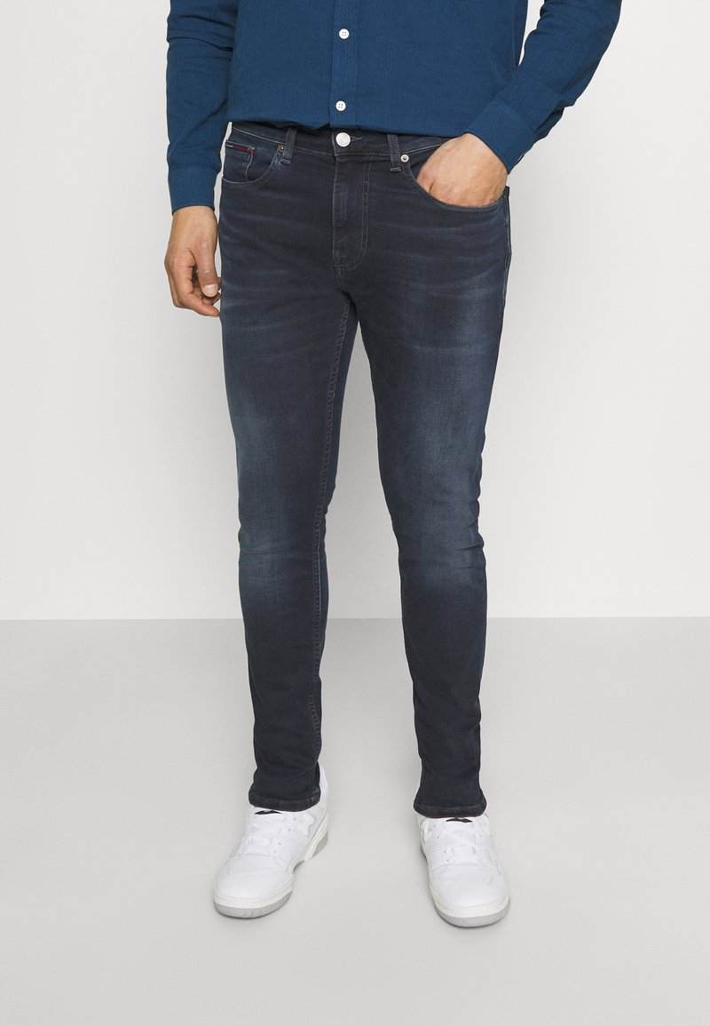 Tommy Jeans - AUSTIN SLIM TAPERED - Jeans Skinny Fit - denim