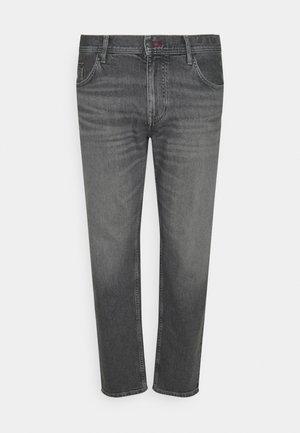 DENTON - Straight leg -farkut - tulsa grey