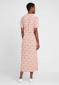 PIECES Tall - PCLIANNA LONG  DRESS - Maxi dress - light pink - 2