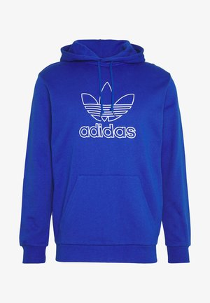 HOOD OUT - Kapuzenpullover - royal blue