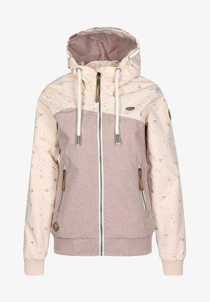 NUGGIE - Summer jacket - light pink