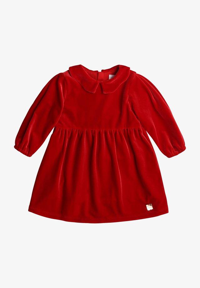 Robe de soirée - rouge profond